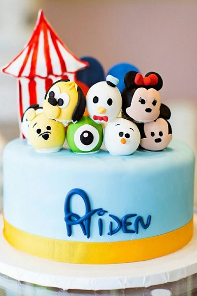 mickey-themed-cake
