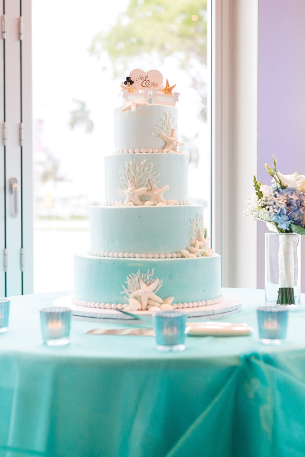 blue ombre wedding cake blue ombre wedding cake johnson s custom cakes 11997