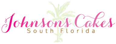 Johnson's Custom Cakes Logo